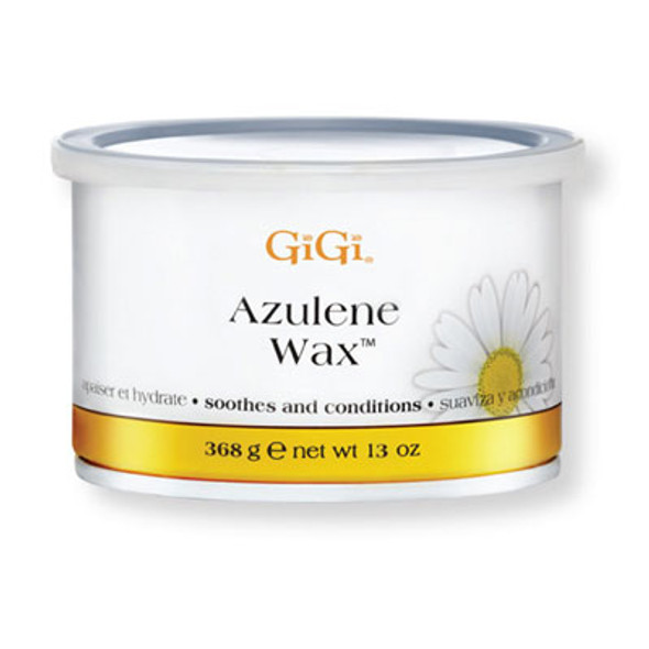 GiGi - Azulene Wax 13oz 24/Box