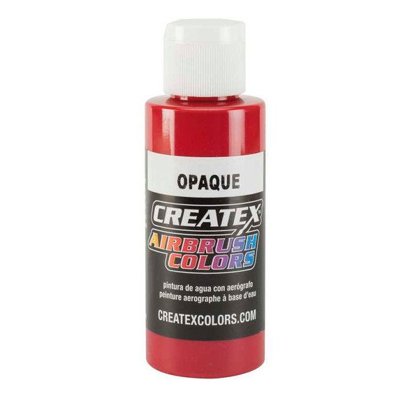 Createx - Opaque Red 2oz.