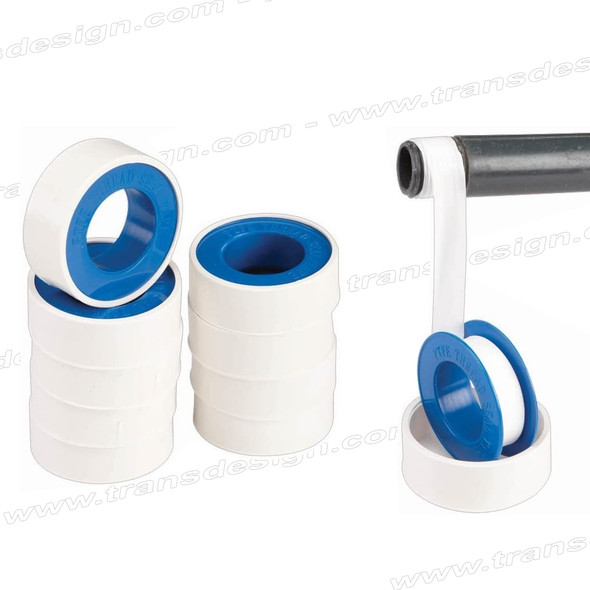 Teflon Thread Seal Tape 10 Rolls