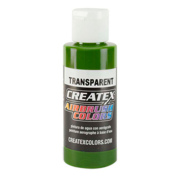 Createx - Dark Green 2oz.  *