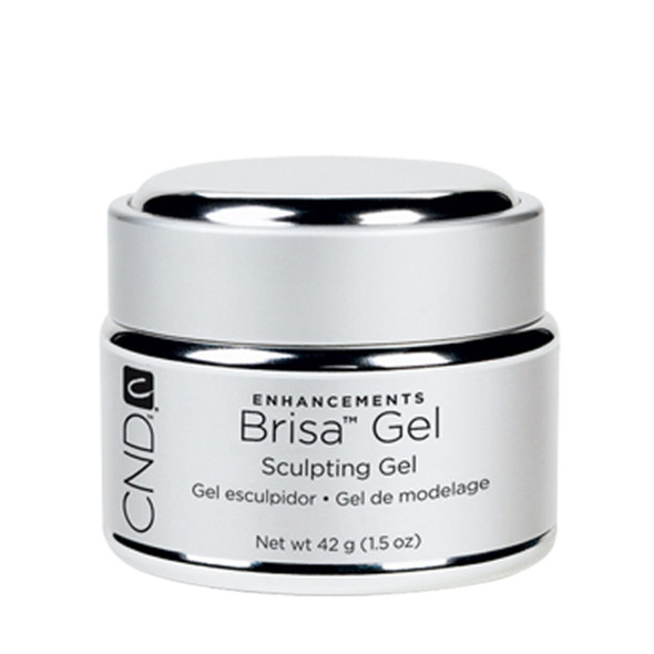 CND BRISA - Pure Pink Sheer Sculpting Gel 1.5oz.