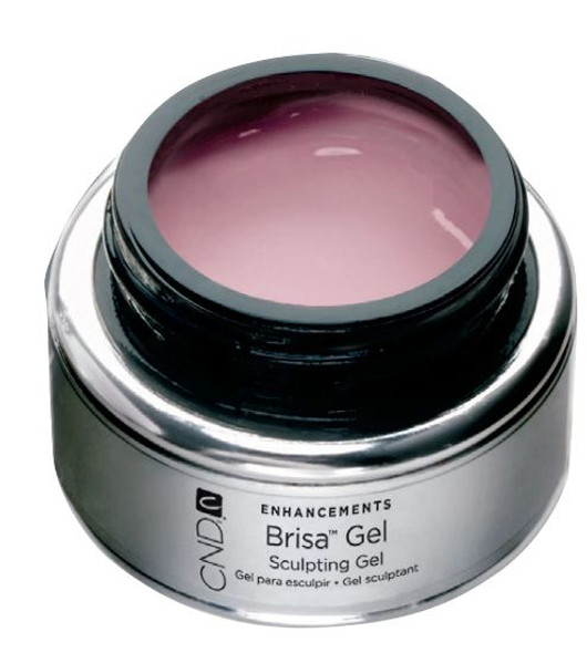 CND BRISA - Cool Pink Opaque Sculpting Gel 1.5oz.