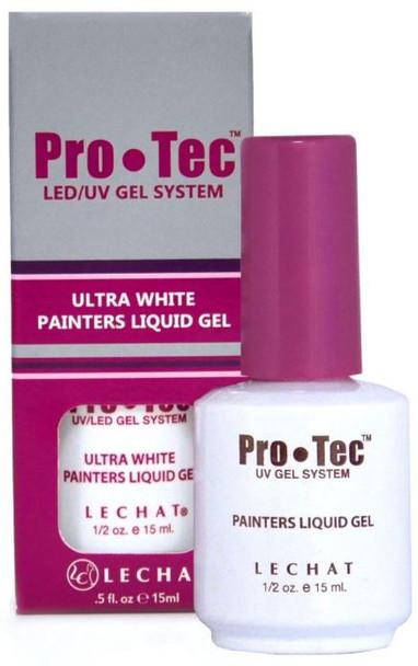 LECHAT - Pro•Tec – Painters Liquid Gel (Ultra White) 0.5oz