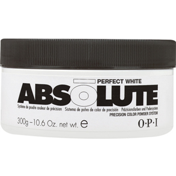 OPI Absolute - Perfect White Powder 10.6oz. #04485 *