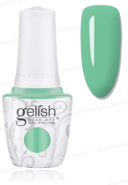 GELISH Gel Polish - A Mint Of Spring 0.5oz.