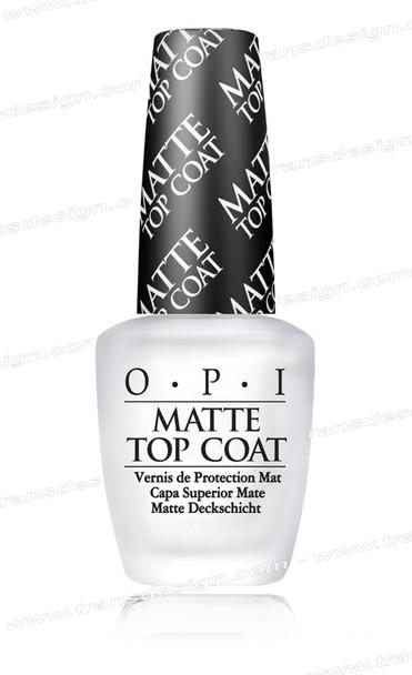 OPI Treatment - Matte Top Coat