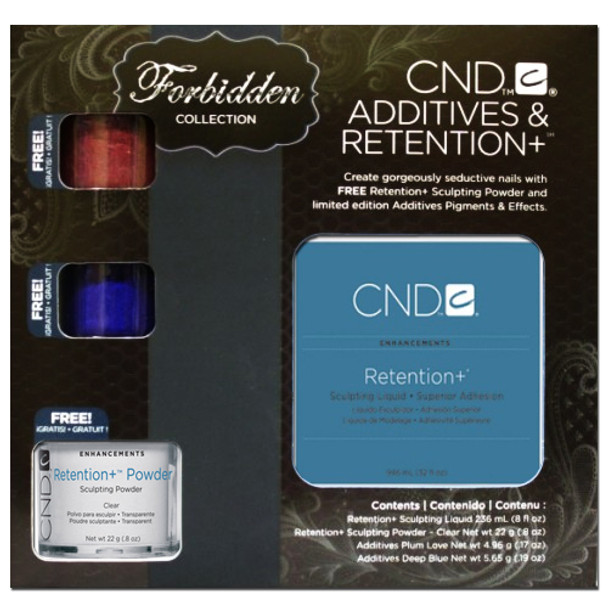 CND Additives - Retention Pack *