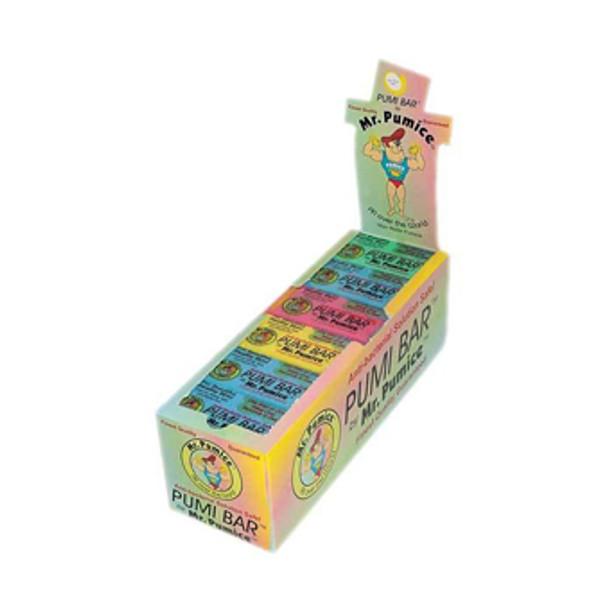 Mr. Pumice - Pumi Bar 24 pcs/pack