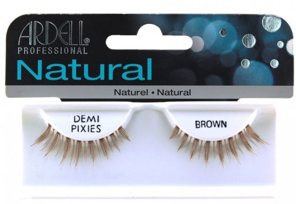 ARDELL - Invisiband - Demi Pixies (Brown)