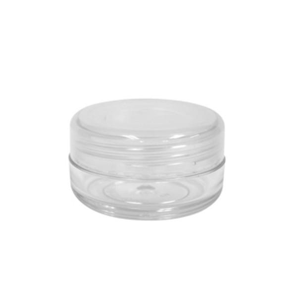 FANTASEA Twist Cap Jar 10ml 25/Pack