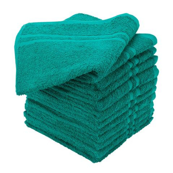 "ALLURE29-TOWEL Teal 16""x29"""