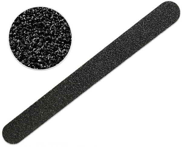 FILE - Round Black 80/80 Grit 50/Pack
