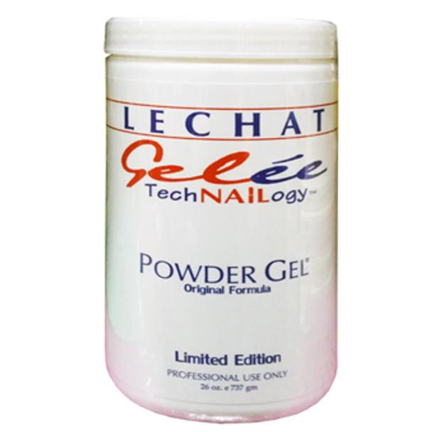 LECHAT POWDER - Clear Gel  Original Formula 26oz.