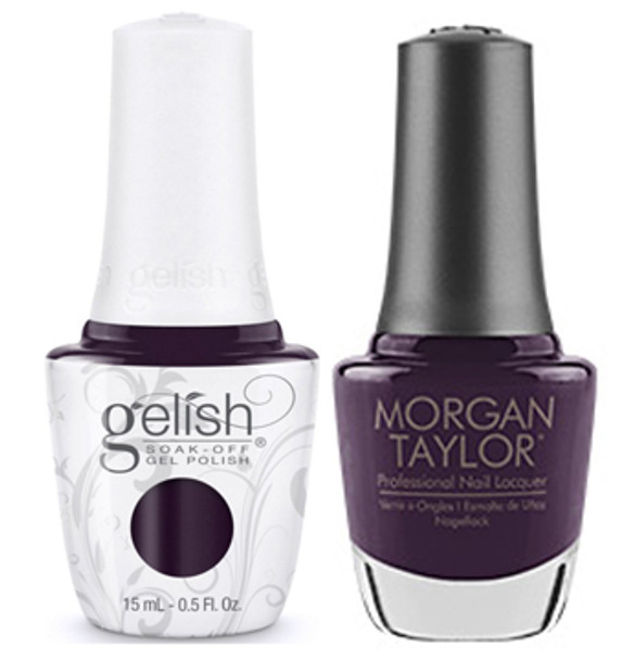 GELISH/MORGAN TAYLOR Two Of A Kind - Don't Let The Frost Bite! 0.5oz. 2/Pack*
