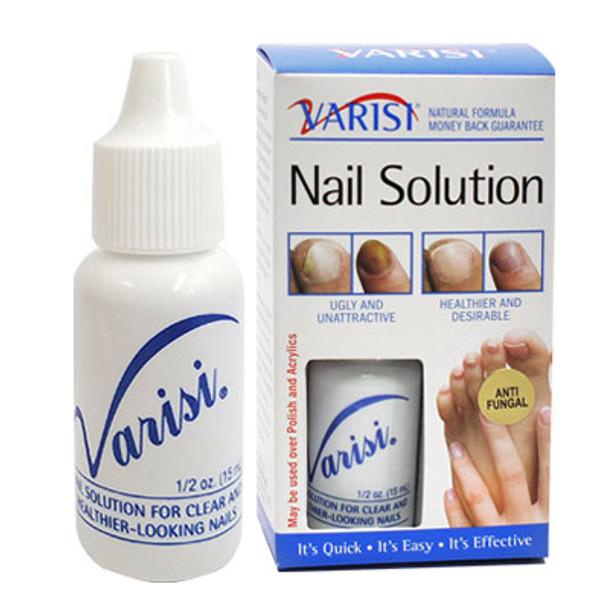 VARISI-Nail Solution 0.5oz. 6/Pk