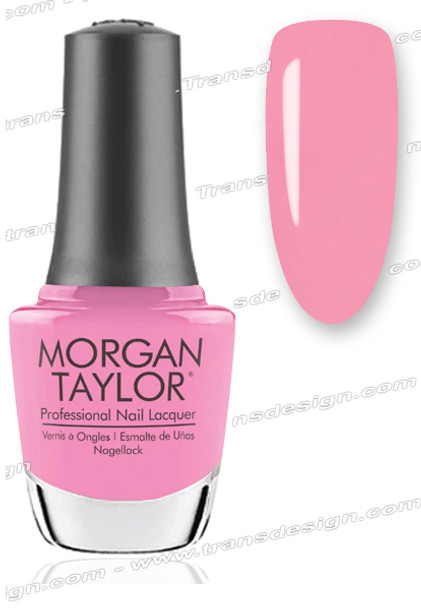 Morgan Taylor - Look at You, Pink-achu! 0.5oz.