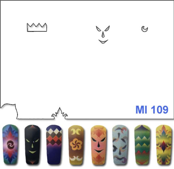 Stencil MI109
