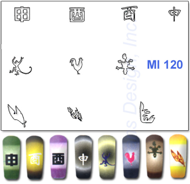 Stencil MI120