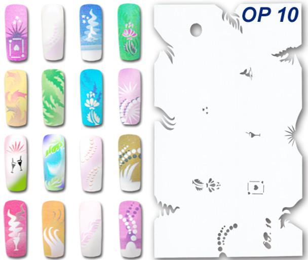 Stencil OP-10