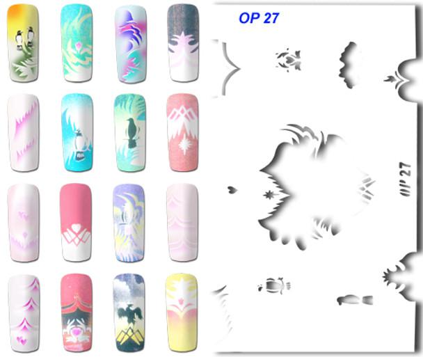 Stencil OP-27