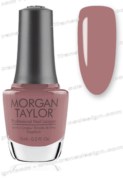 MORGAN TAYLOR - Mauve Your Feet 0.5oz.*