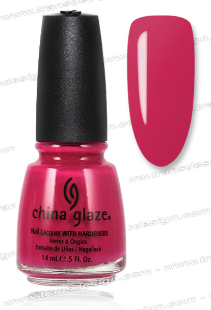CHINA GLAZE POLISH - Make an Entrance