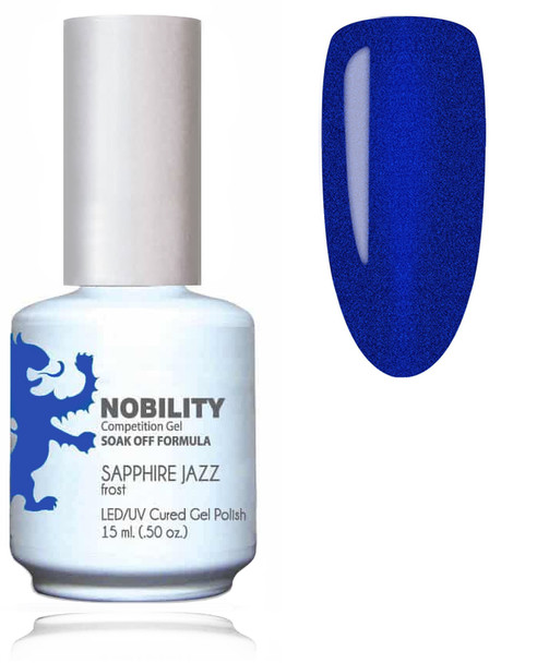 LECHAT NOBILITY Gel Polish & Nail Lacquer Set - Sapphire Jazz
