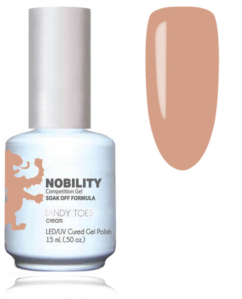 LECHAT NOBILITY Gel Polish & Nail Lacquer Set - Sandy Toes