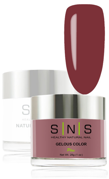 SNS Gelous Dip Powder - SNS 05 Barefoot With Passion