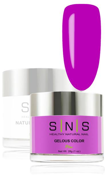 SNS Gelous Dip Powder - SNS 241 No Boundaries