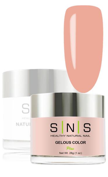 SNS Gelous Dip Powder - SNS 338 Twice Shy
