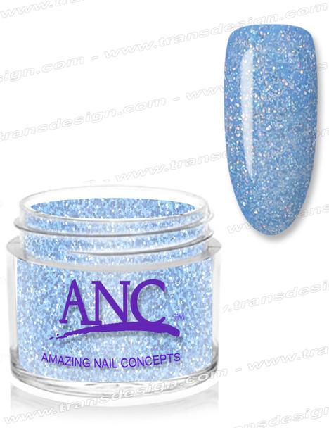 ANC Dip Powder - #64 Blue Glitter 1oz.