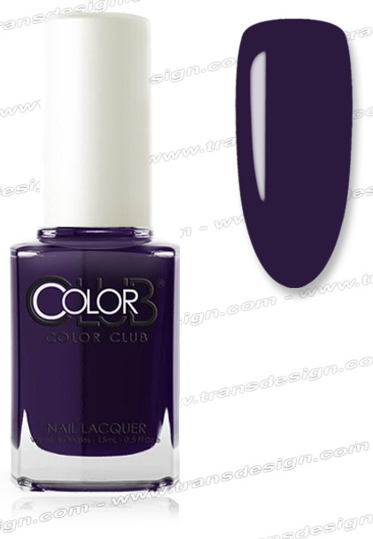 COLOR CLUB NAIL LACQUER - Nail-Robi