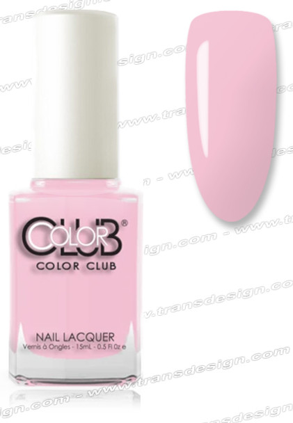 COLOR CLUB NAIL LACQUER - You Grow Girl