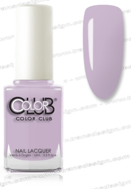COLOR CLUB NAIL LACQUER - Take It or Leaf it