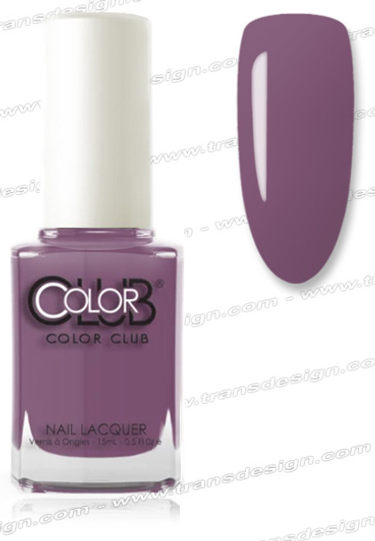 COLOR CLUB NAIL LACQUER - Talk Dirty to Me