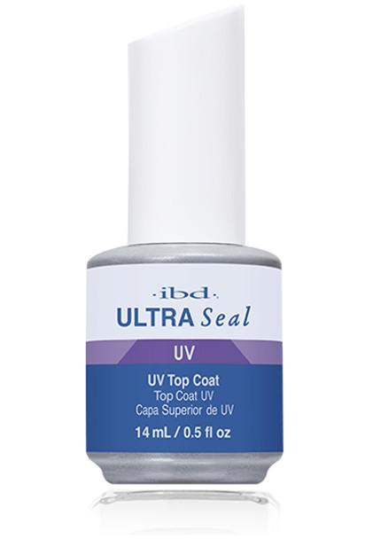 IBD - Ultra Seal UV Top Coat 0.5oz. *
