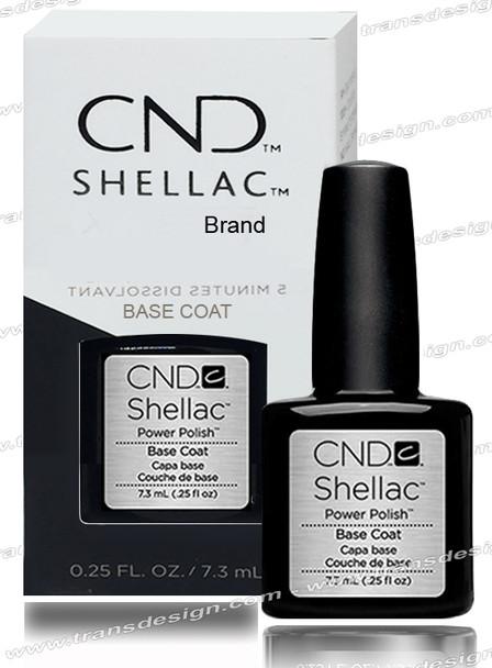 CND Shellac - Base Coat