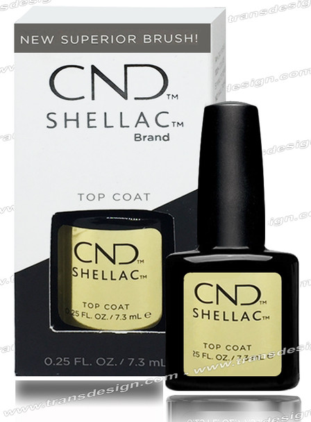 CND Shellac - Top Coat