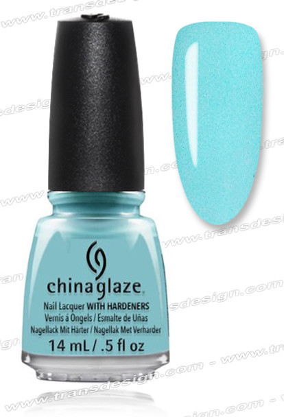 CHINA GLAZE POLISH -For Audrey