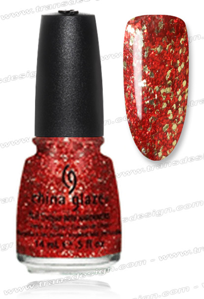 CHINA GLAZE POLISH -Pure Joy*