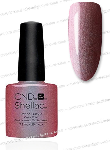 CND SHELLAC -  Patina Buckle 0.25oz.
