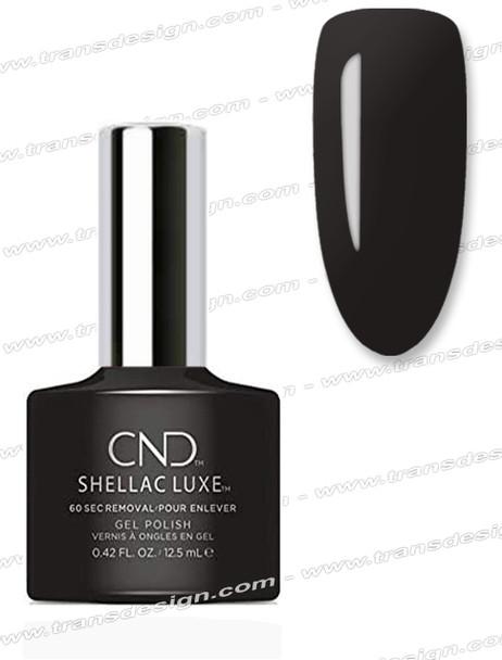CND Shellac Luxe - Black Pool 0.42oz. *