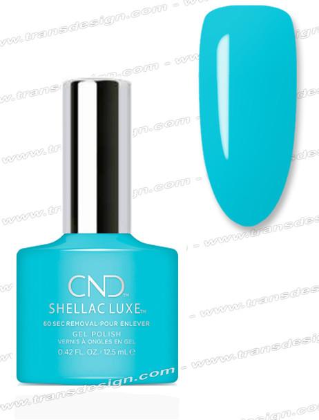 CND Shellac Luxe  - Aqua-intance 0.42oz. *