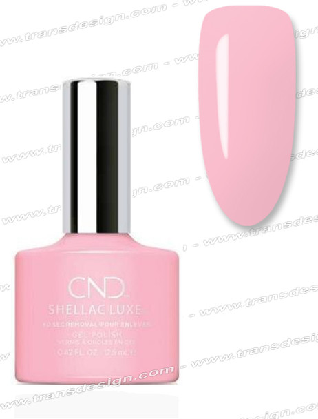 CND Shellac Luxe  - Be Demure 0.42oz. *