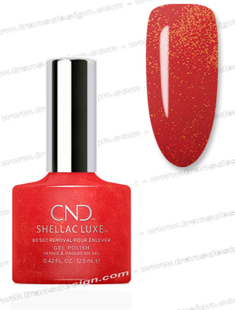 CND Shellac Luxe  - Hollywood 0.42oz. *