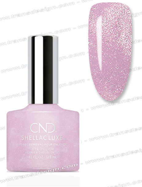 CND Shellac Luxe  - Lavender Lace 0.42oz. *