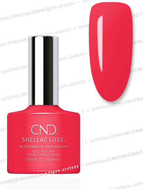 CND Shellac Luxe  - Lobster Roll 0.42oz. *