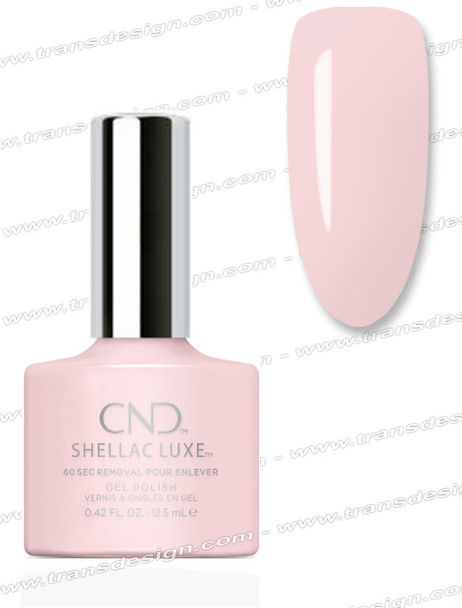 CND Shellac Luxe  - Negligee  0.42oz. *