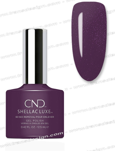 CND Shellac Luxe  - Rock Royalty 0.42oz. *